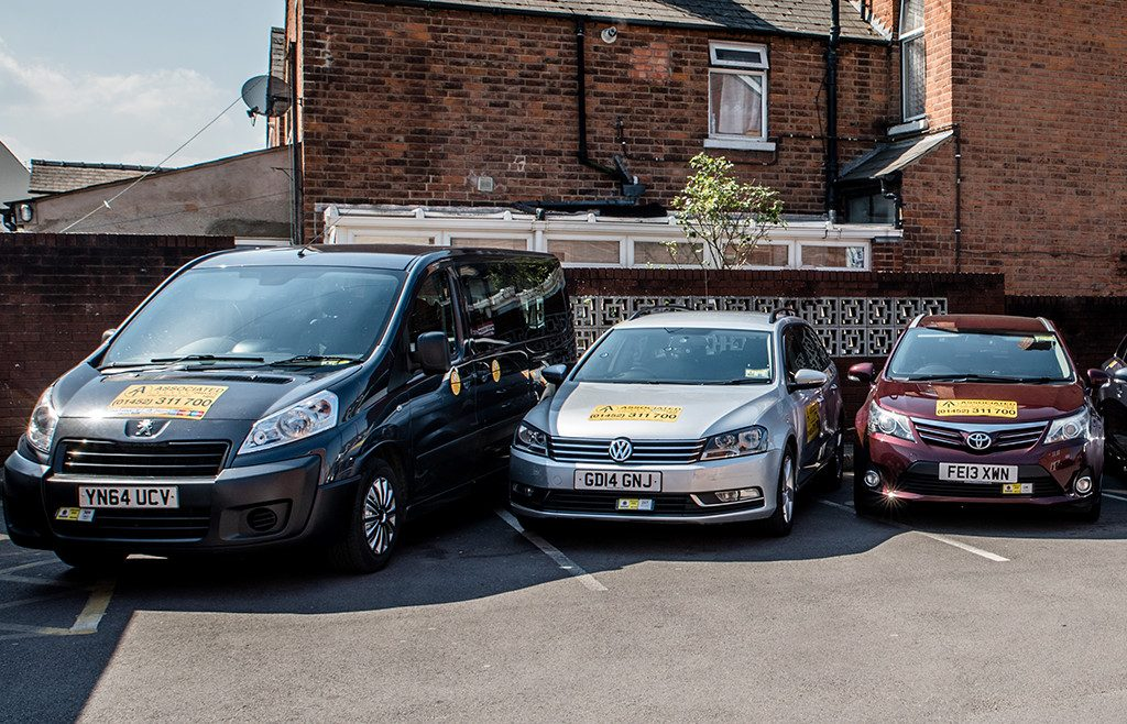 Private Hire Taxis