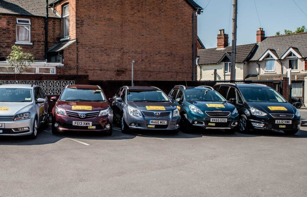 Private Hire Taxis in Line